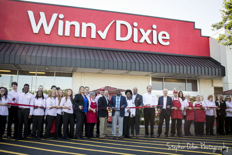 Dothan Winn Dixie Special Event Photography
