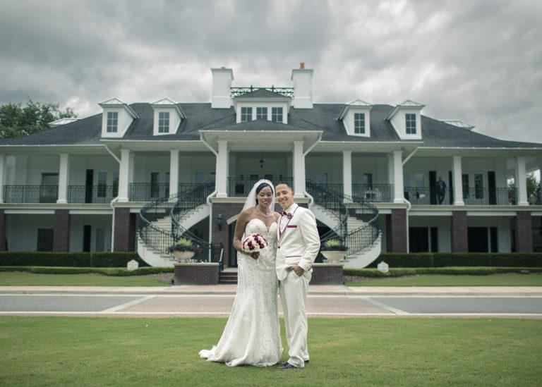 Oakleaf Plantation Wedding Photography