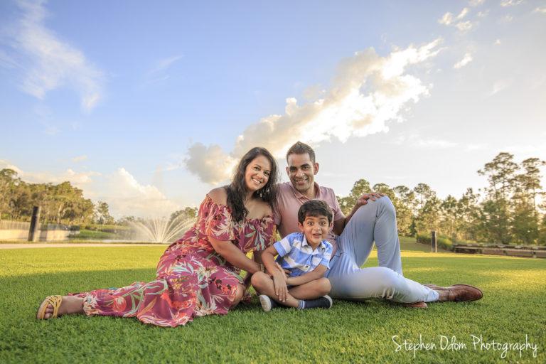 Family Portraits Orlando Ansari